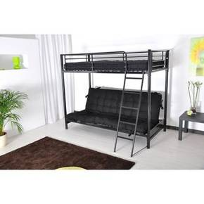 lit simple mezzanine clic clac d 39 occasion petites. Black Bedroom Furniture Sets. Home Design Ideas