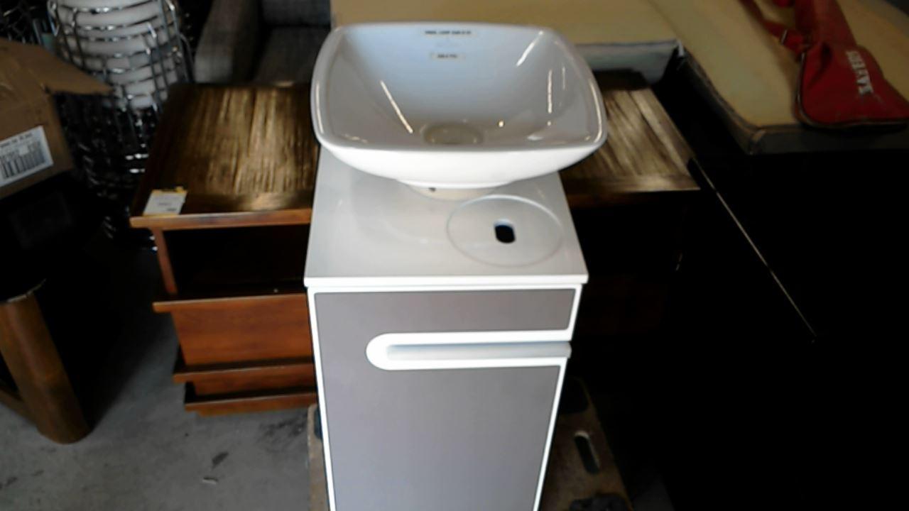 vasque avec meuble accessoires d 39 occasion. Black Bedroom Furniture Sets. Home Design Ideas