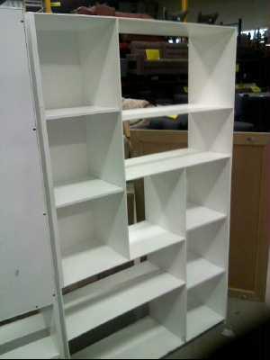 bibliotheque 917439vleah habitat en l 39 etat d 39 occasion. Black Bedroom Furniture Sets. Home Design Ideas