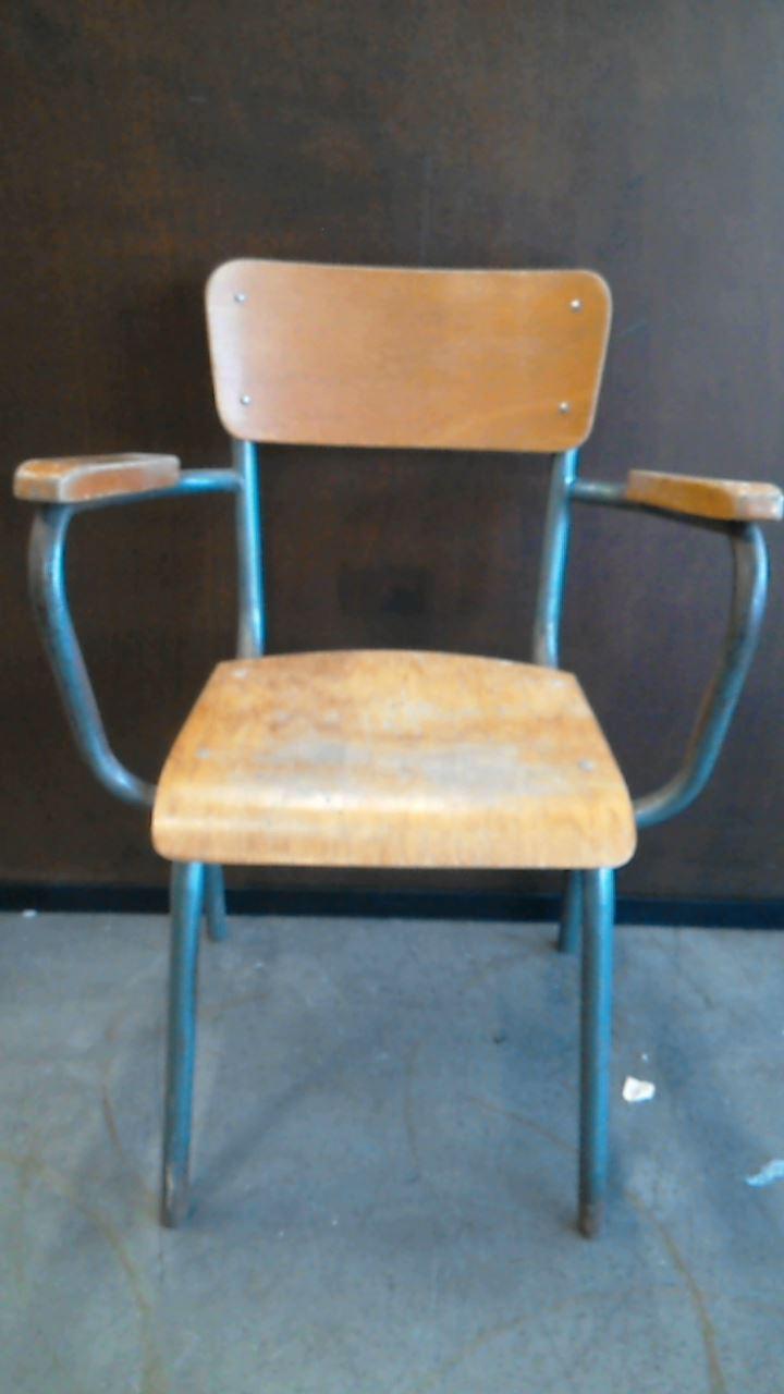fauteuil de bureau annees 50 d 39 occasion. Black Bedroom Furniture Sets. Home Design Ideas