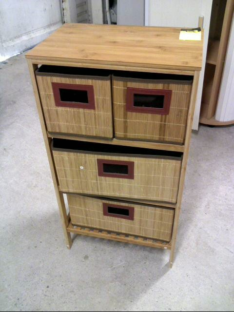 c285 meuble sdb 4 tiroirs ba d 39 occasion. Black Bedroom Furniture Sets. Home Design Ideas